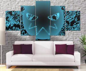 Décoration Murale Soul Eater