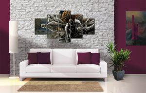 Décoration Murale Bleach Ichigo Forme Hollow
