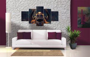 Décoration Murale Bleach Ichigo Vasto Lorde