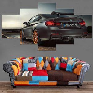 Décoration Murale Voiture BMW Sport