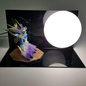 Lampe Dragon Ball Z  Prince Vegeta