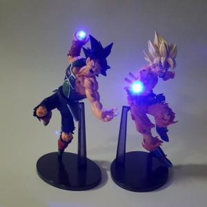 Lampe Led Dragon Ball Z Goku et Baddack