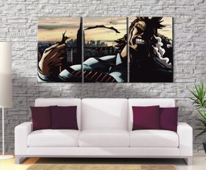 Décoration murale My Hero Academia All Might