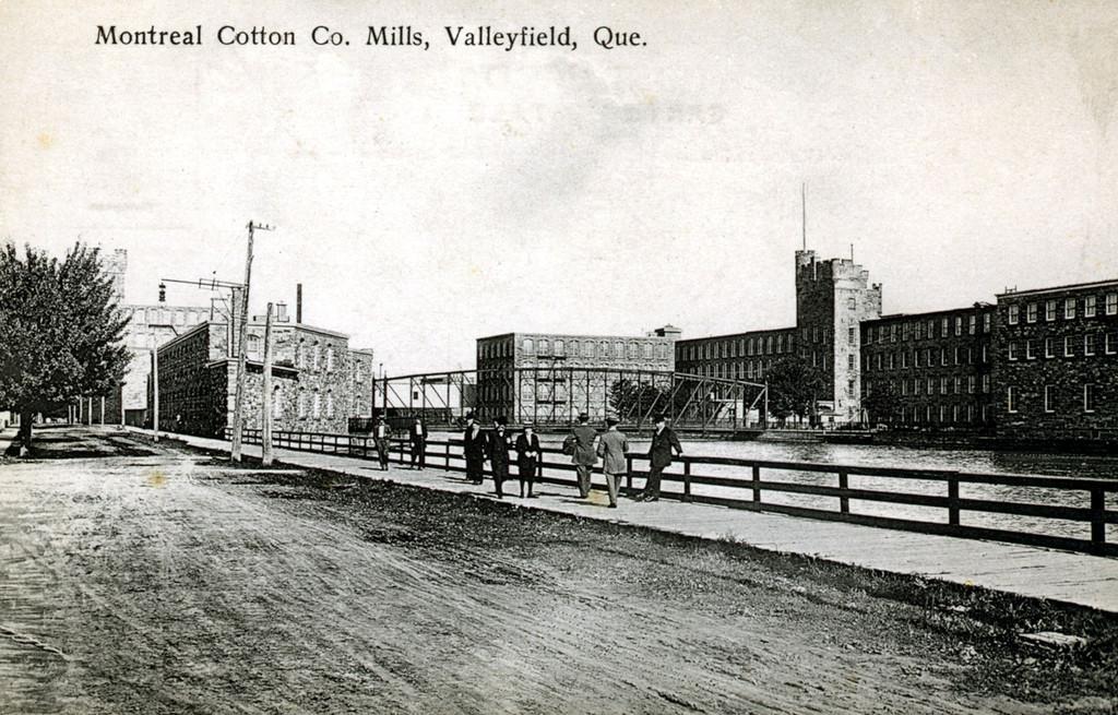 Montreal cotton salaberry de valleyfield les chroniques for Bourcier porte et fenetre valleyfield