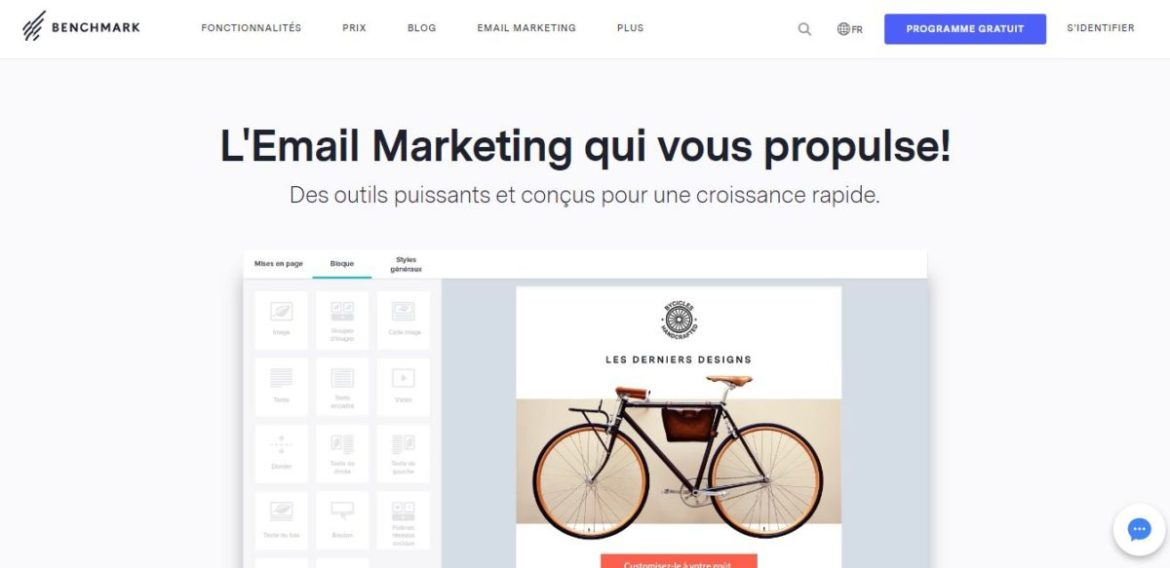 Benchmark Email : La Solution emailing multilingue