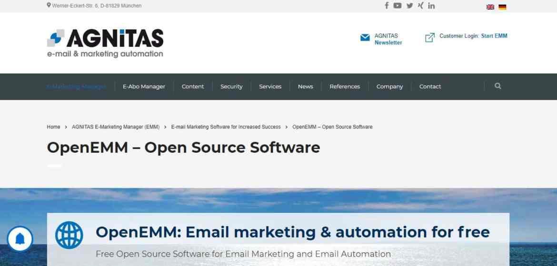 Logiciel Emailing Open Source Gratuit 6