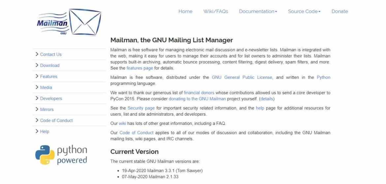 Logiciel Emailing Open Source Gratuit 7