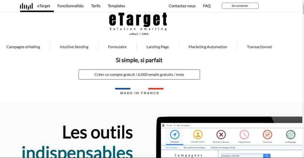 eTarget