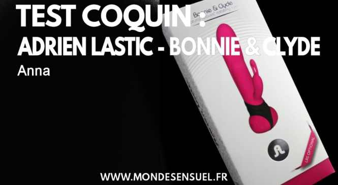 Bonnie & Clyde Rabbit by Adrien Lastic – Test Sextoy