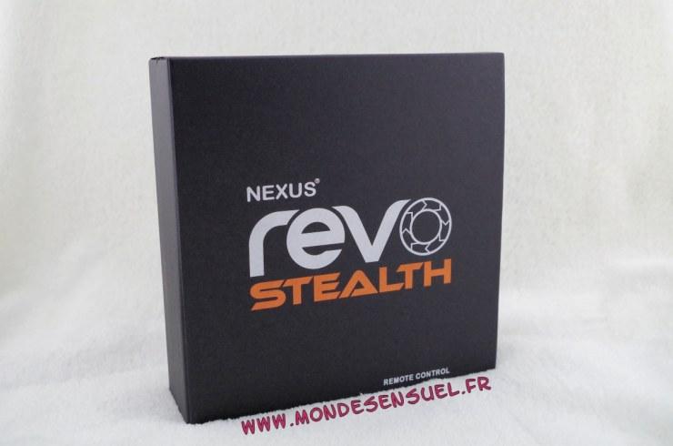 Stealth stimulateur prostatique