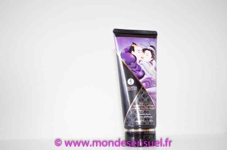 Crème de massage Shunga