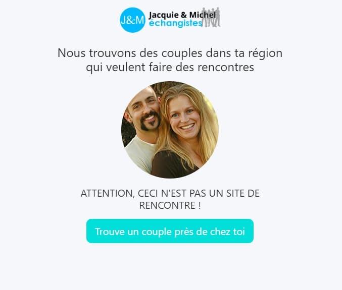 Jacquie Et Michel Echangiste