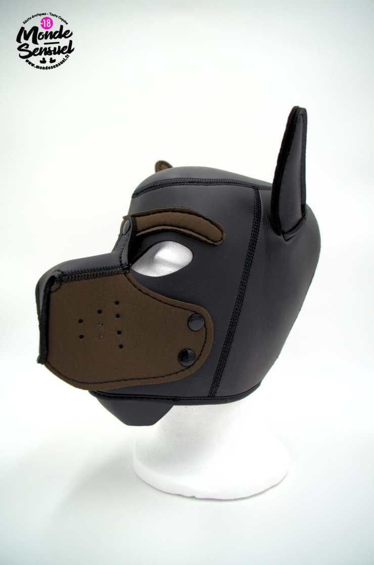 Photo masque de chien