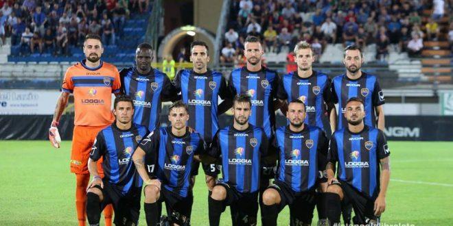 Risultati immagini per latina calcio serie b 2016/17