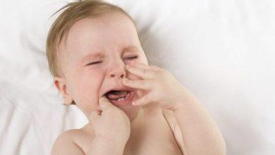 البكاء الهستيري عند الطفل الرضيع