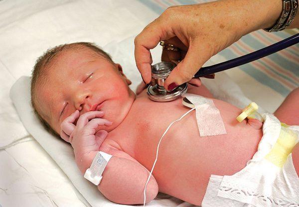 متلازمة موت الرضيع المفاجئ لدى الأطفال