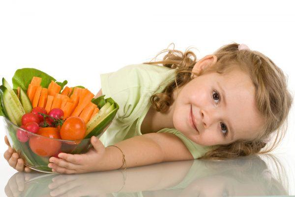 النظام الغذائي وسلوك الطفل