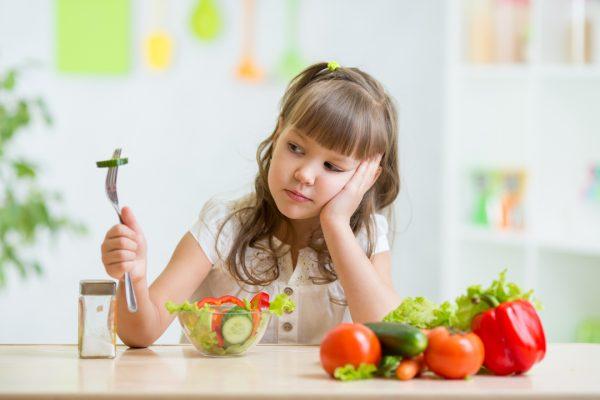 كيفية تطبيق النظام الغذائي للطفل