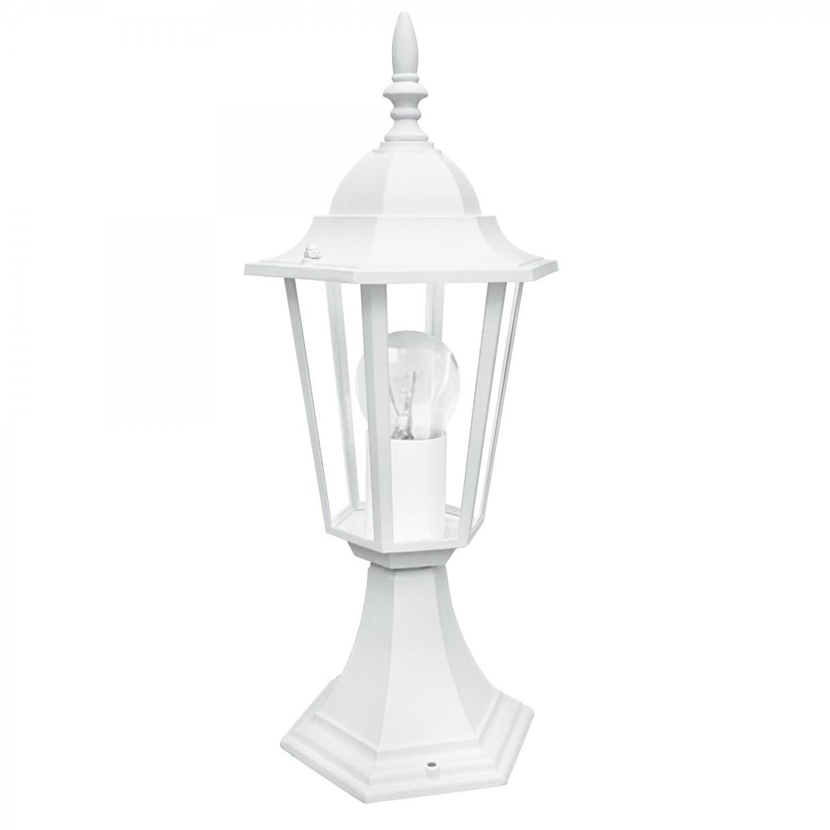 Mengjay applique per esterni, e27 nero lampada da parete rustica lanterna. Lanterna Da Terra Per Esterno 60w E27 Bianca London