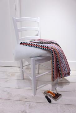 Comment Recouvrir L Assise D Une Chaise