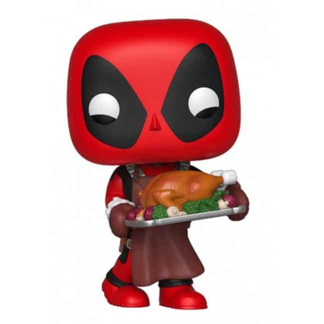 Deadpool Funko Pop Deadpool Supper Hero 534