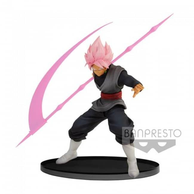Dragonball Banpresto Goku-Black Super Saiyan Rosè BWFG Fan Award