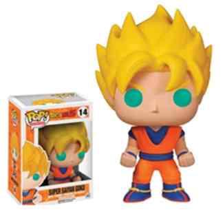 Dragonball Z Funko Pop Super Saiyan Goku 14