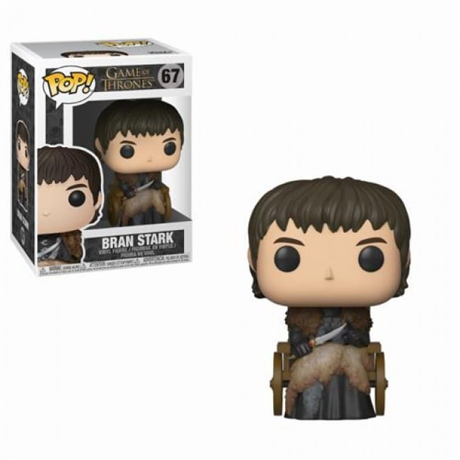 Game of Thrones Funko Pop Bran Stark 67