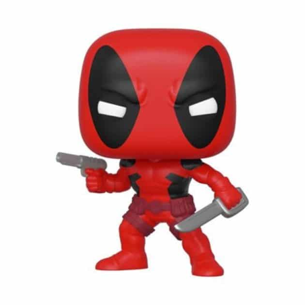 Marvel 80 Years Funko Pop Deadpool 456
