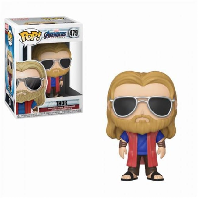 Marvel Avengers End Game Funko Pop Thor 479