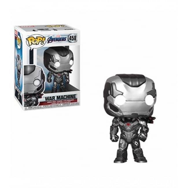 Marvel Avengers End Game Funko Pop War Machine 458