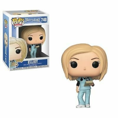 Scrubs Elliot Funko Pop 740