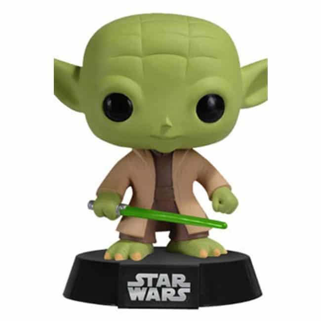 Star Wars Funko Pop Yoda 02