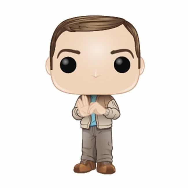 The Big Bang Theory Funko Pop Sheldon Cooper 776