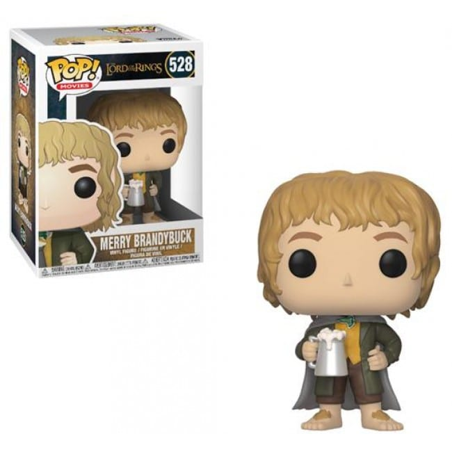 The Lord of the Rings Funko Pop Merry Brandybuck 528