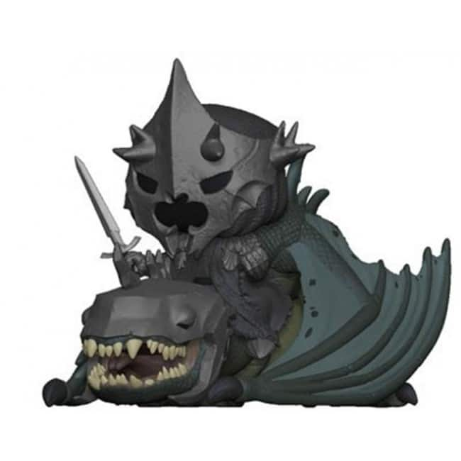 The Lord of the Rings Funko Pop Witch King on Fellbeast 63
