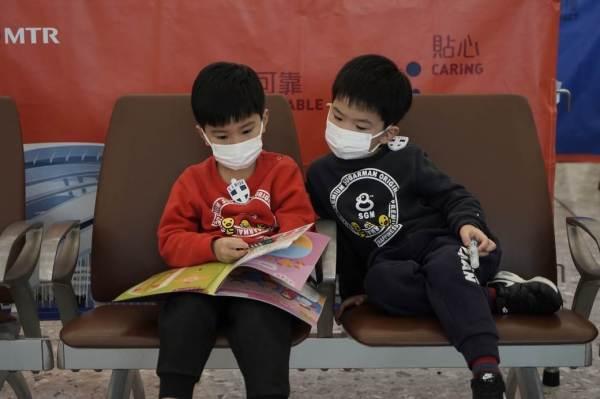 hongkong koronavirus virus