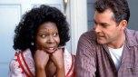 Corina, Uma Babá Perfeita (1994): com nível superior completo e sem emprego, Corrina Washington (Whoopi Goldberg) se torna empregada doméstica do viúvo Manny Singer (Ray Liotta) e de sua filha, em 1959, nos EUA. Com a convivência, Corrina e Manny acabam se apaixonando e enfrentando o preconceito racial. Diretor: Jessie Nelson. 115 minutos. (Foto: Reprodução)