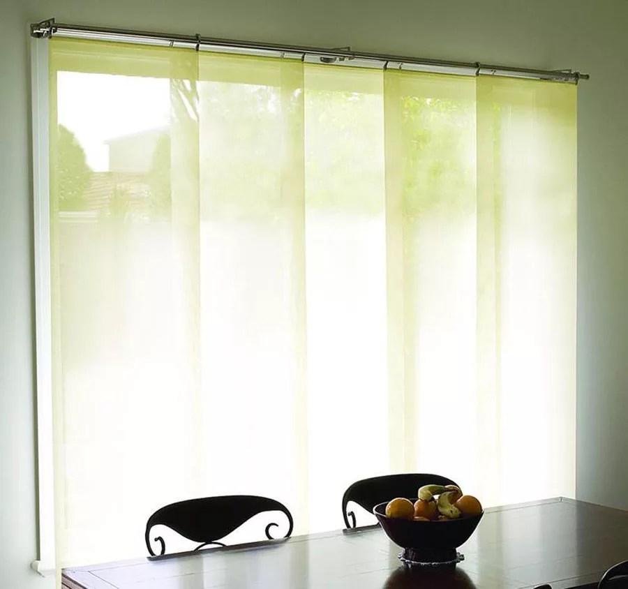 Stile delle tende a pannelli. 111 Esempi Di Tende A Pannello Moderne Per Interni Mondodesign It