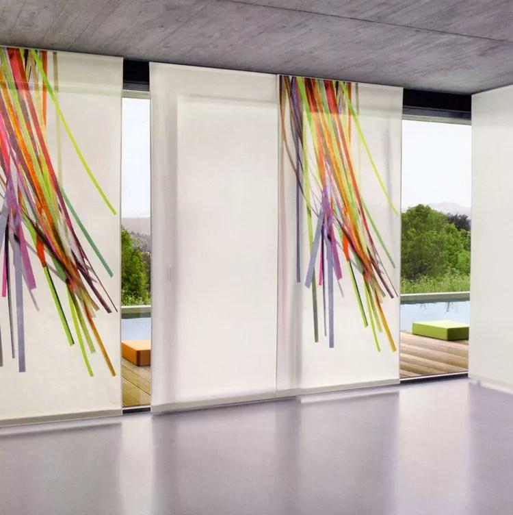 Ampia scelta di tende moderne e classiche: 111 Esempi Di Tende A Pannello Moderne Per Interni Mondodesign It
