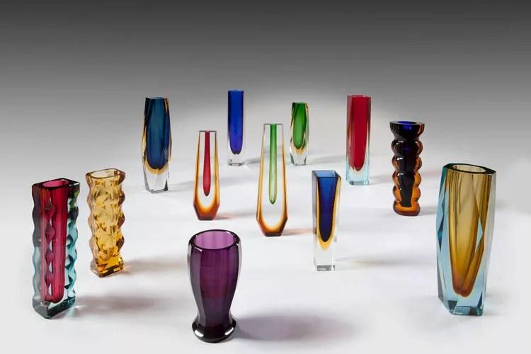 Vasi da interno design in polietilene, ideale per le piante e fiori del terrazzo. 70 Vasi Moderni Per Interni Dal Design Particolare Mondodesign It