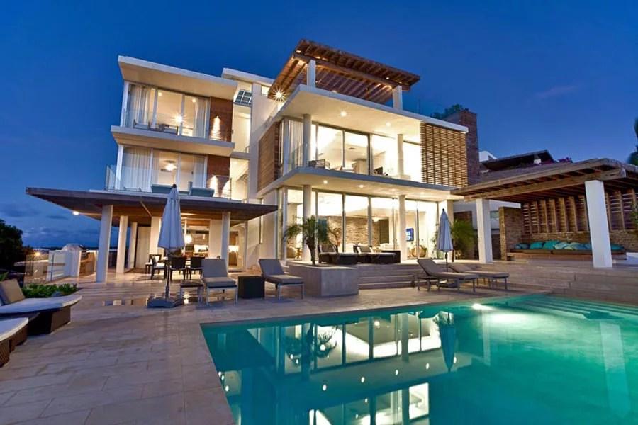 Visualizza altre idee su case di design, architettura, architettura casa. 30 Favolose Ville Da Sogno Con Piscina Mondodesign It