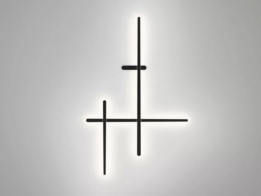 Al 50% in meno su applique moderne e lampade da parete dal design moderno. Lampade Da Parete Di Design