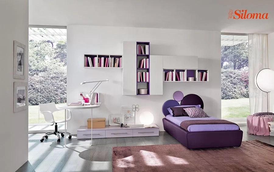 Grandi interventi di ristrutturazione e soluzioni per piccoli spazi. 38 Idee Originali Per Camerette Moderne Per Ragazze Mondodesign It