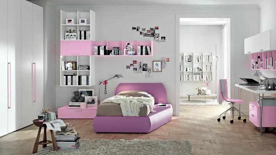 La scelta della giusta cameretta per ragazze dovrà avvenire in maniera. 38 Idee Originali Per Camerette Moderne Per Ragazze Mondodesign It
