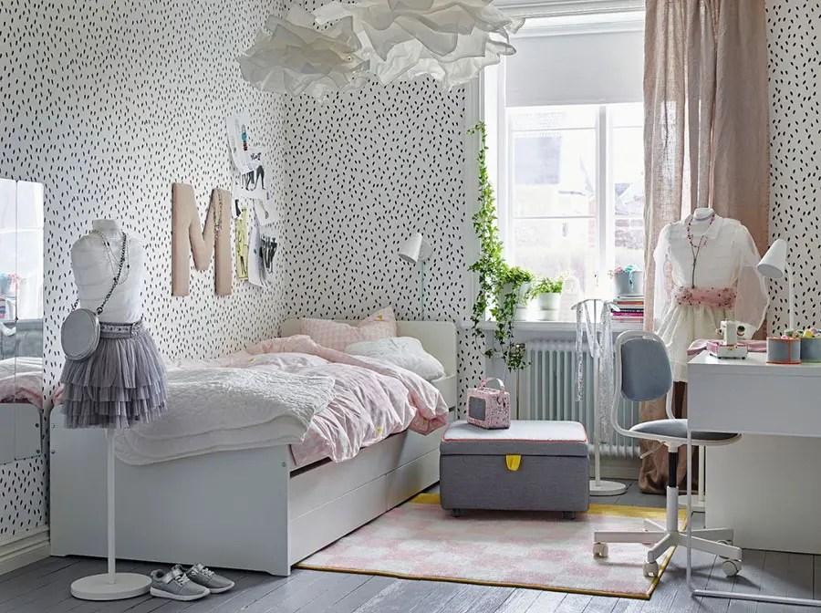 Nelle camerette dei bambini le pareti sono particolarmente esposte allo sporco.prima di posizionare i mobili, è meglio dipingerle con una vernice protettiva. 38 Idee Originali Per Camerette Moderne Per Ragazze Mondodesign It