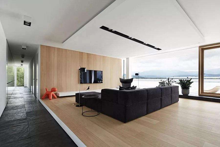 Sei stanco di vedere solo splendidi interni e idee per il design della casa su pinterest, instagram e altri? Interni Di Lusso 5 Progetti Di Arredo Moderno In Bianco E Nero Mondodesign It