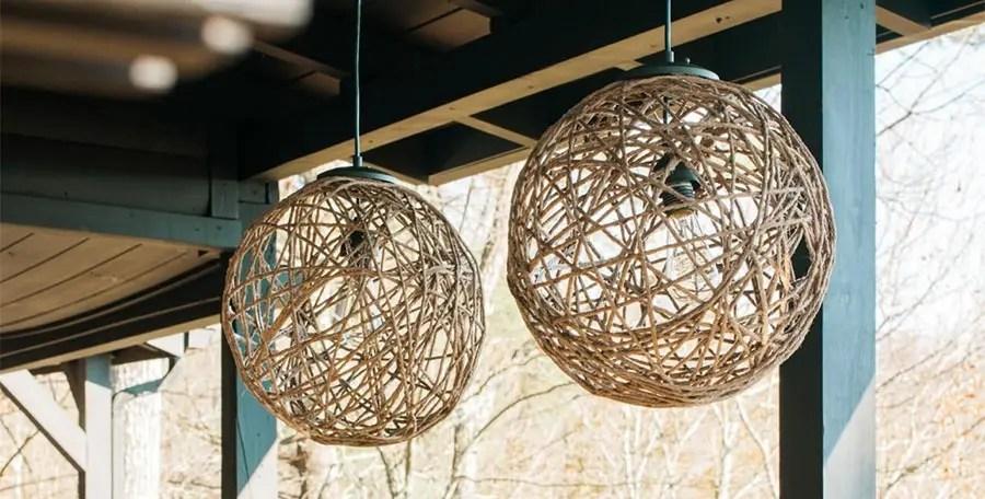Esperti di design parlano di spirito essenziale dell'illuminazione moderna. Lampadari Fai Da Te 30 Idee Semplici E Originali Mondodesign It
