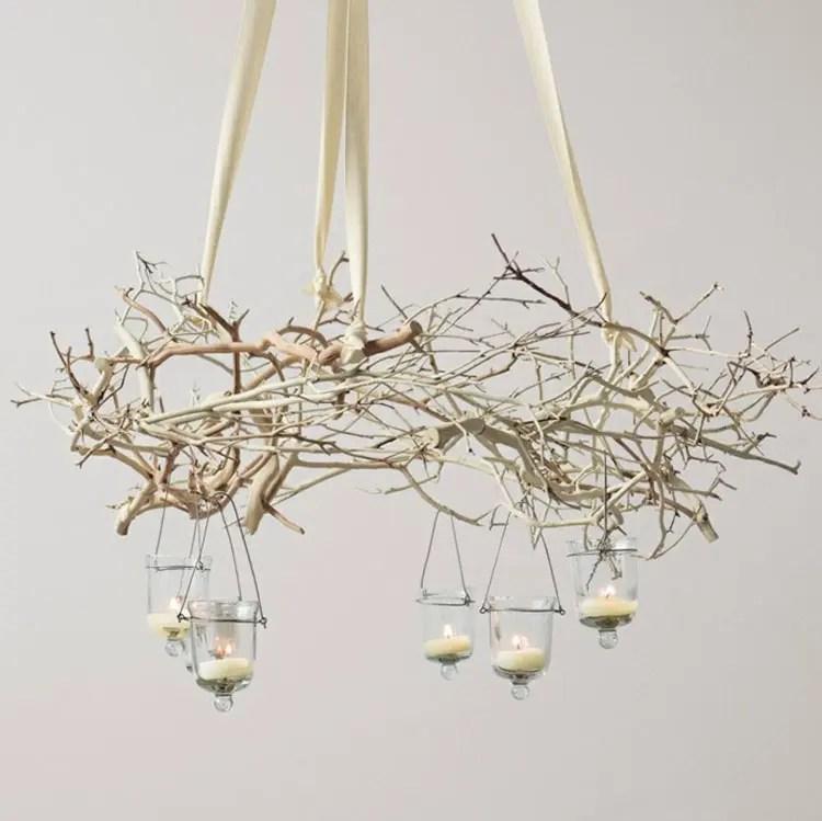 Il lampadario è senza dubbio l'elemento chiave per quanto riguarda l'arredamento di una stanza. Lampadari Fai Da Te 30 Idee Semplici E Originali Mondodesign It