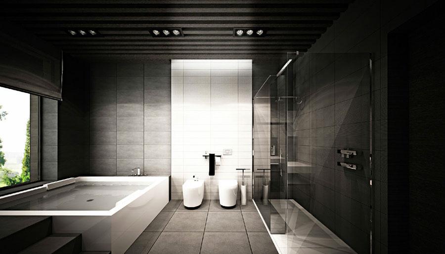 Bagni Di Lusso Moderni Ecco 10 Progetti Dal Design